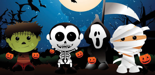 Halloween at Moosehaven