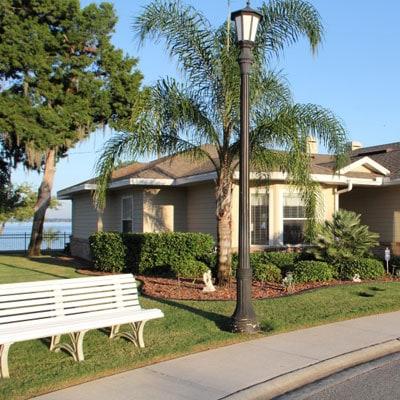 Riverside Villa on the St Johns River